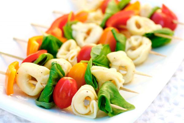 6  Presentaciones de ensaladas muy apetitosas
