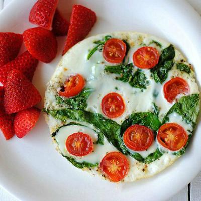 6 Recetas saladas muy rápidas, en menos de 10 minutos