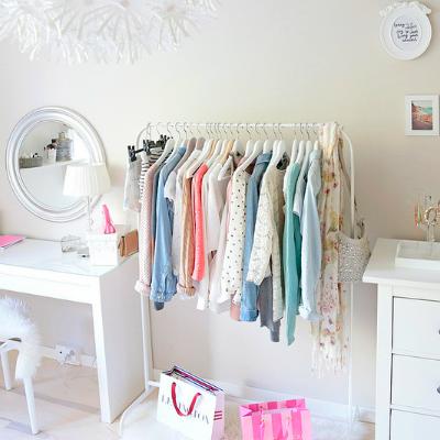 12 Ideas low cost para crear tu propio vestidor